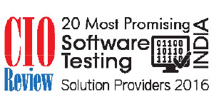20 Most Promising Software Testing Solution Providers - 2016